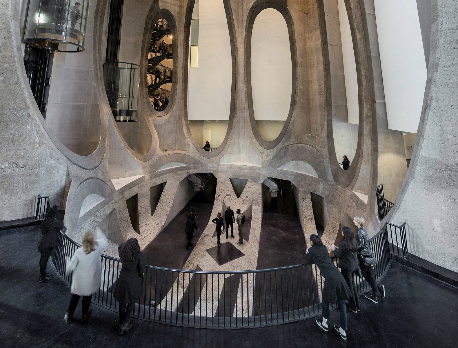 Thomas Heatherwick unveils massive museum carved out of a historic