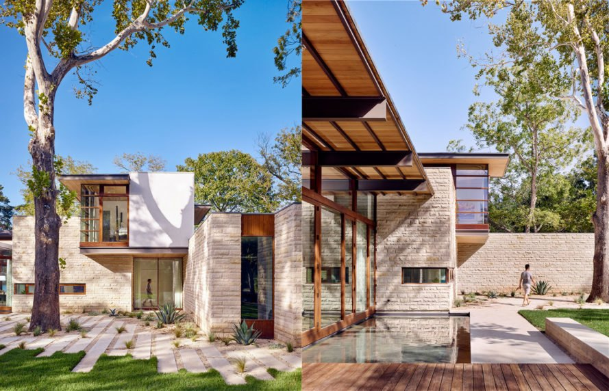 Lake Austin Residence by A Parallel Architecture, Lake Austin residential architecture, Lake Austin modern architecture, Lake Austin luxury dwellings, energy efficient austin architecture,