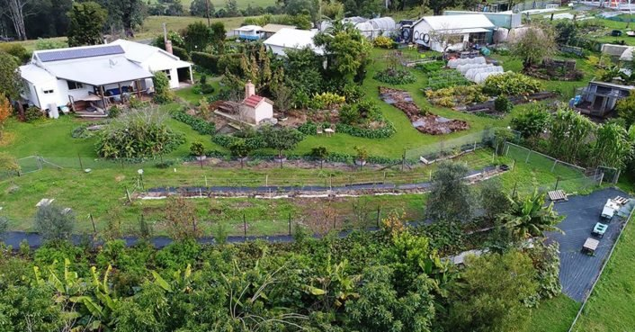 1 Acre Permaculture Farm In Australia Feeds 50 Families