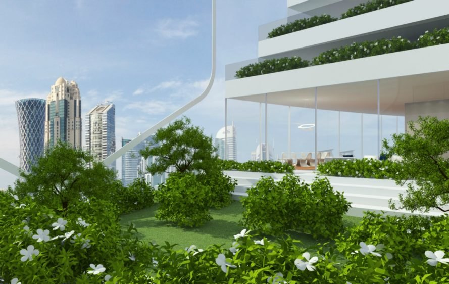 Luca Curci, vertical city, organic cities, zero-energy building, zero energy vertical buildings, buildings in the water, water towers, modular building, prefab materials, futuristic architecture, green design, living towers,