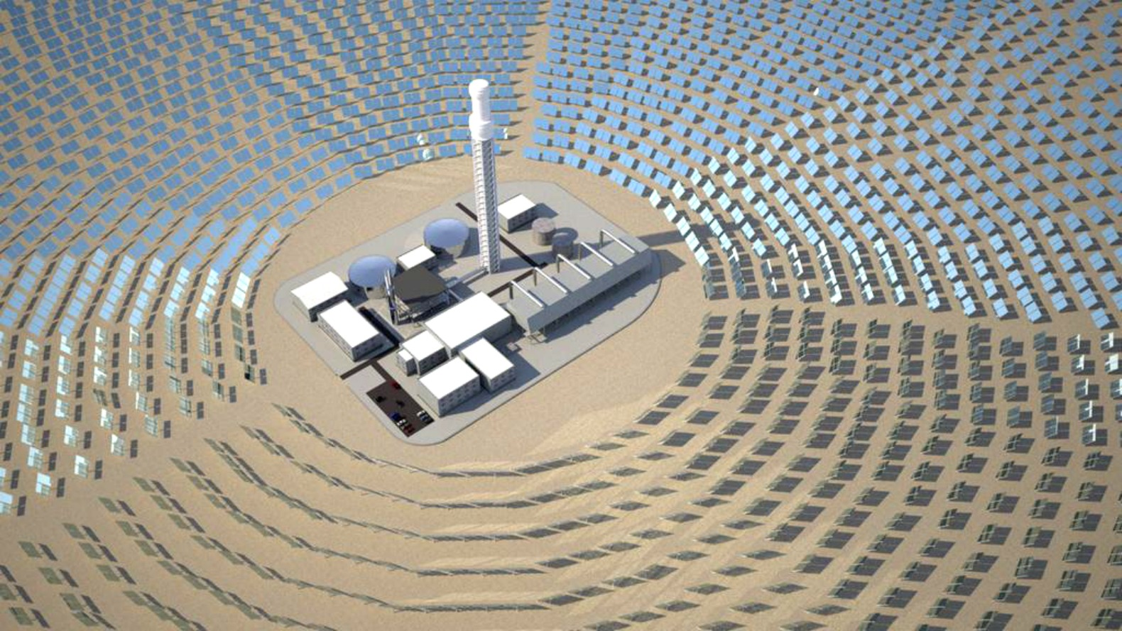 New North African Solar Farms Could Send 45 Gigawatts Of Energy To Europe