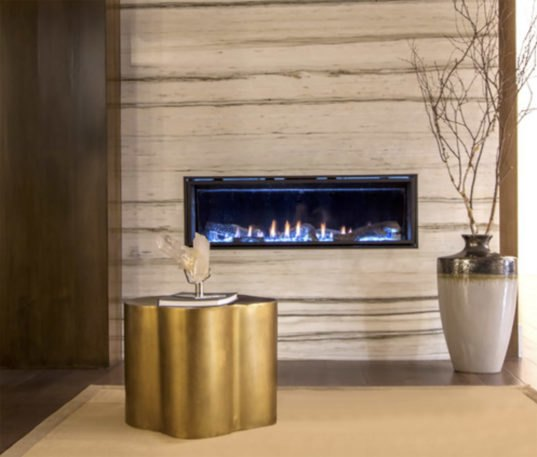 Natural Stone Fireplaces : Why natural stone is the best choice for your fireplace