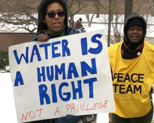 Flint, Michigan, lead, contamination, corporate greed, Nestlé, water, pollution, human rights,