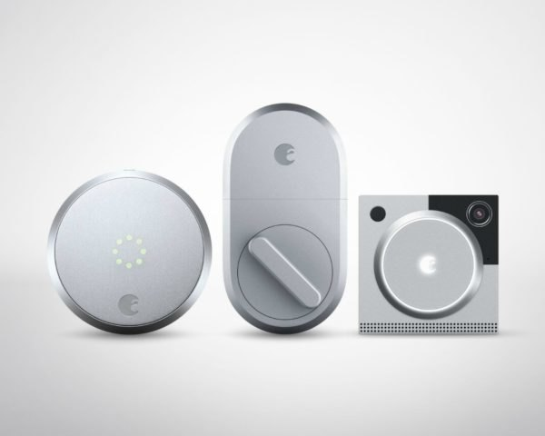 August Home Inc., Yves Béhar, Jason Johnson, Smart Lock, Home Security, Innovation, Green Technology, Green Gadgets, Product Design,