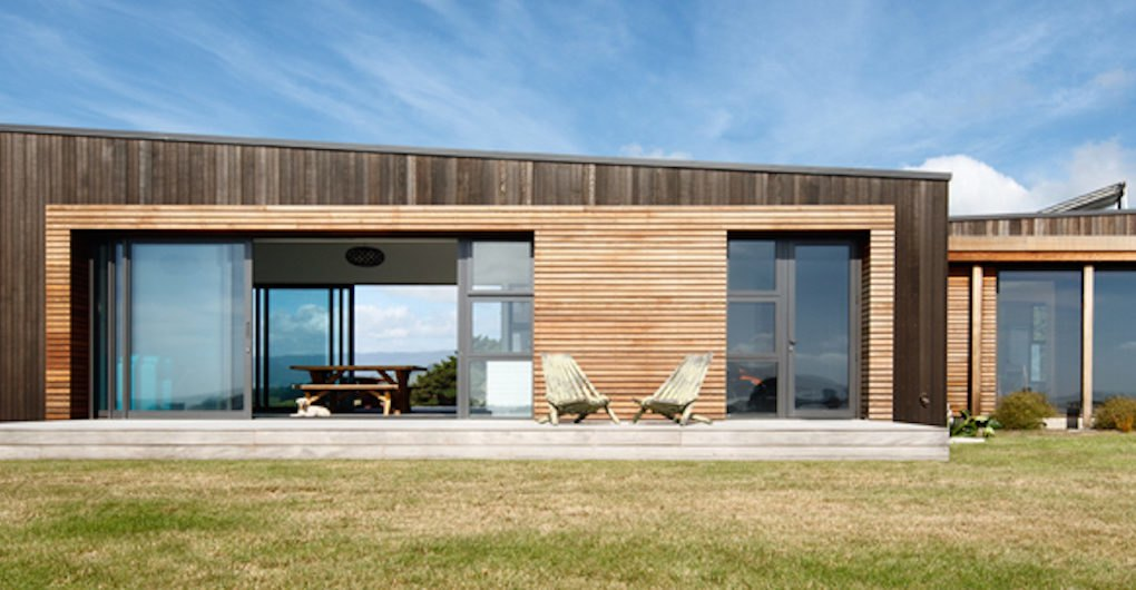 Tiny Home Designs: Compact New Zealand Home Sets Its Sights On Going Off The