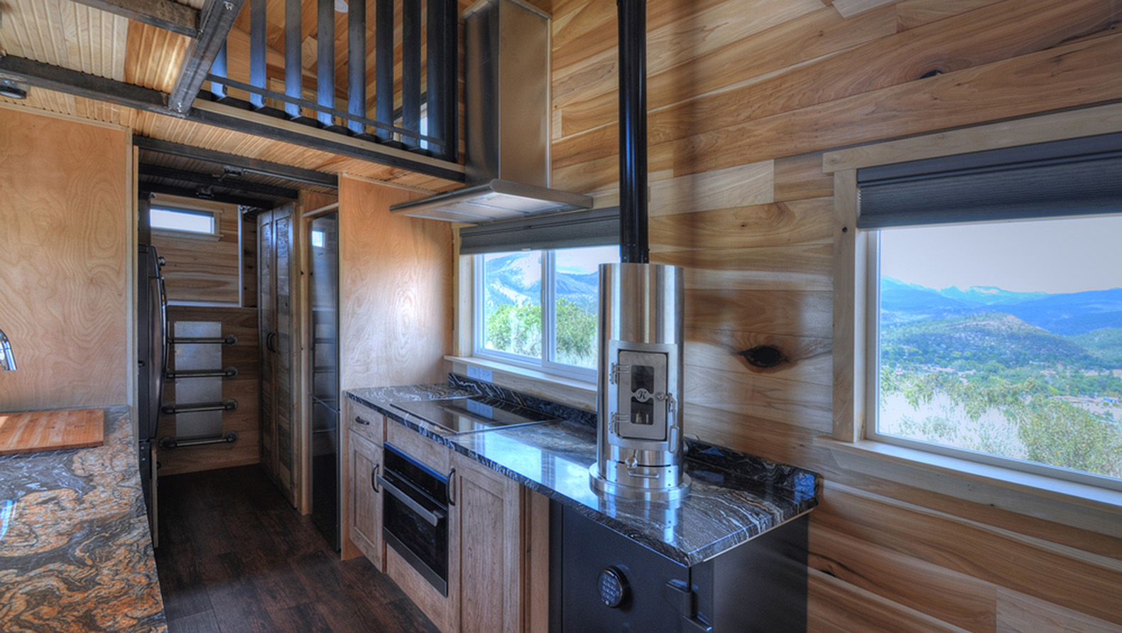 Pemberly Trailer Tiny House Mobile Home Rocky Mountain Houses