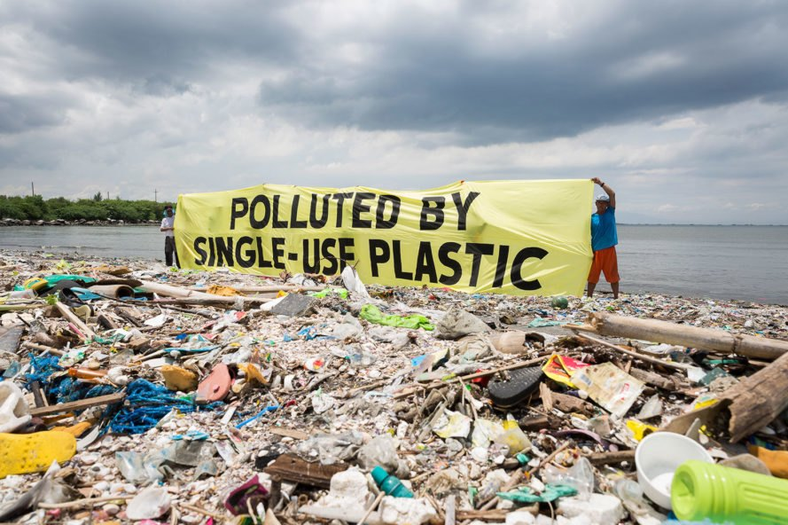 Beach plastic audit in the Philippines reveals which ...