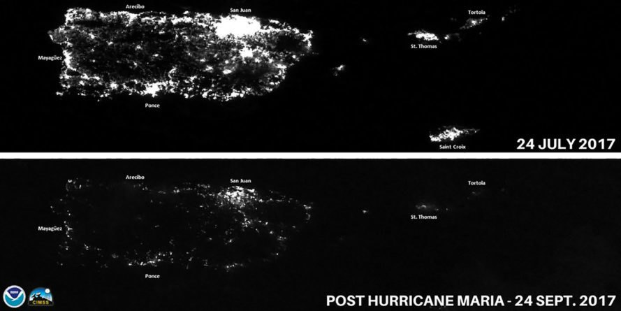 Puerto Rico, Caribbean, Hurricane Maria, hurricane, hurricanes, storm, storms, electricity, power, grid, microgrid, microgrids, energy, fossil fuels, renewable energy, renewables, natural disaster, natural disasters, crisis
