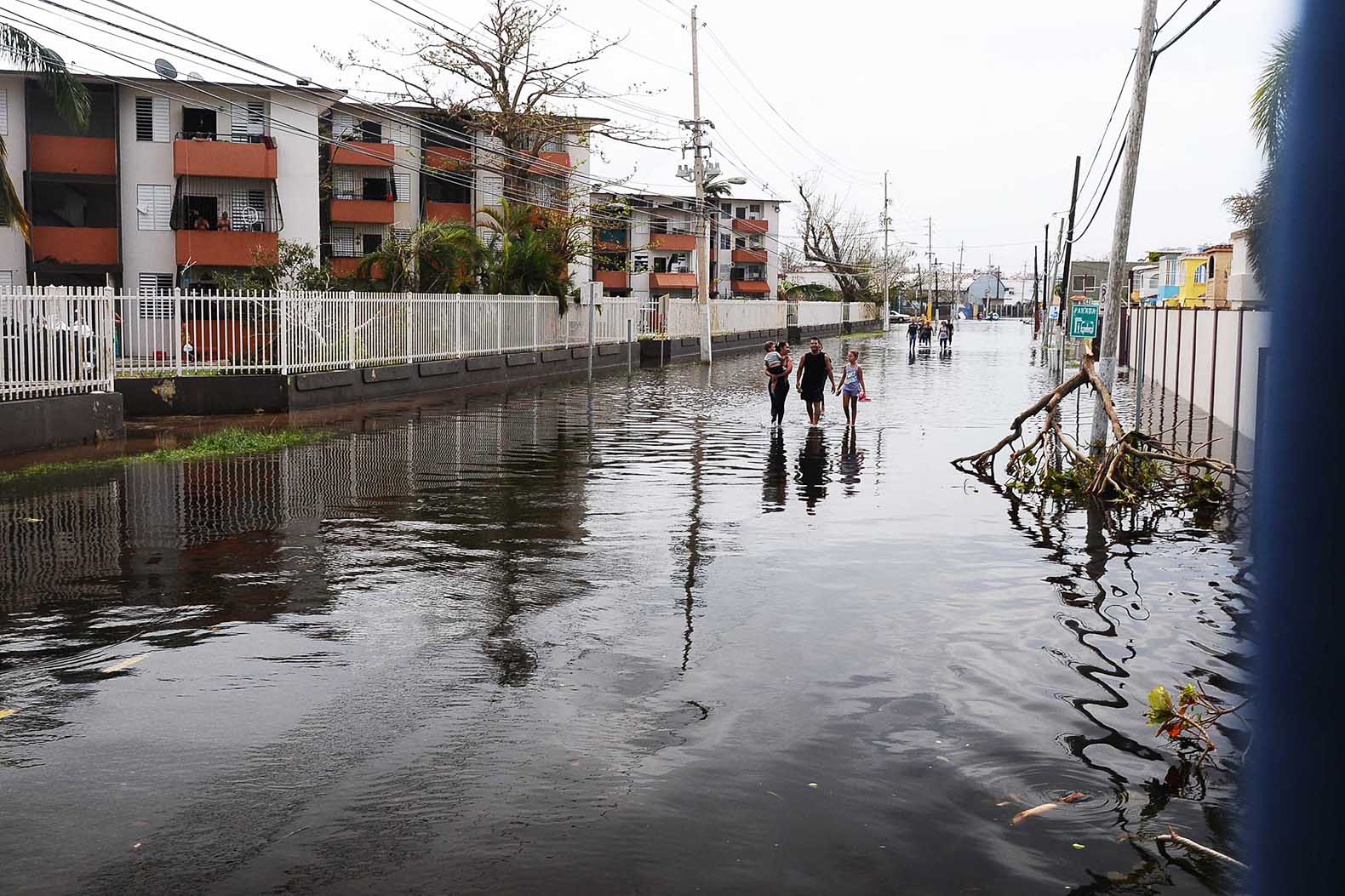 Puerto Rico electricity crisis sparks interest in renewable energy