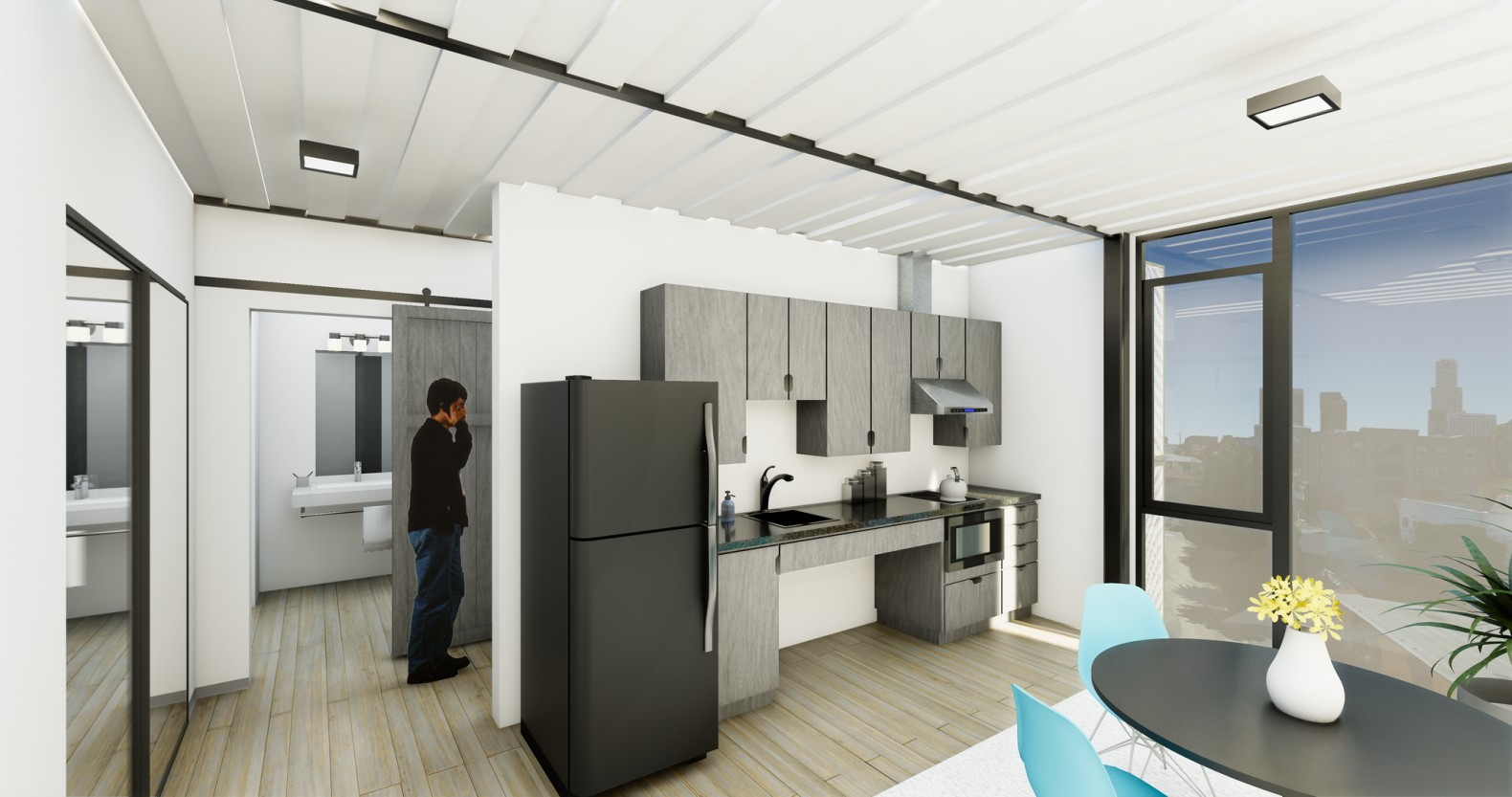 Shipping-container development designed for Los Angeles ...