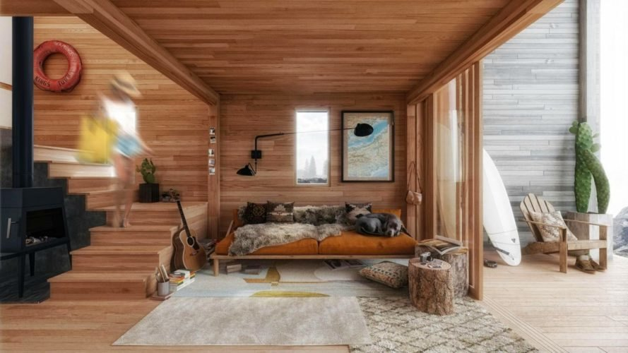Leckie Studio Architecture + Design, Backcountry Hut Company, wilderness shelters, diy shelters, cabin designs, surf shack, diy shelters, off grid shelters, flat pack shelters, prefab shelters, shelter design, prefab cabins, off grid cabins