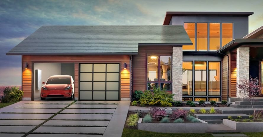 Tesla, Panasonic Corporation, SolarCity, solar roof tiles, solar, energy efficiency, energy, Buffalo, New York, Elon Musk,