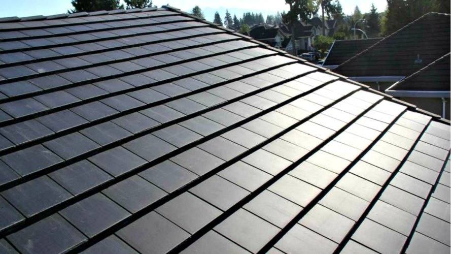 Solarcity Roof Tiles >> Tesla begins production of solar roof tiles in Buffalo ...