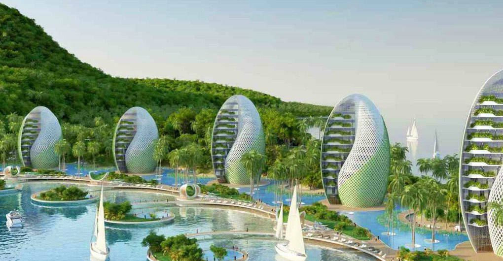 Vincent Callebaut S Visionary Eco Resort For The