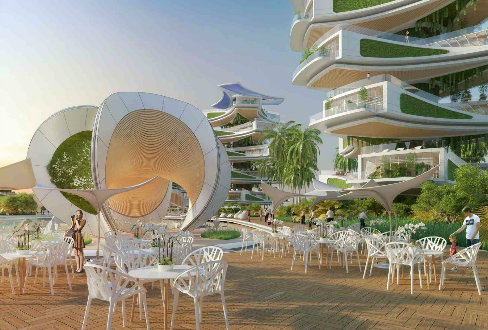 Vincent Callebauts visionary ecoresort for the