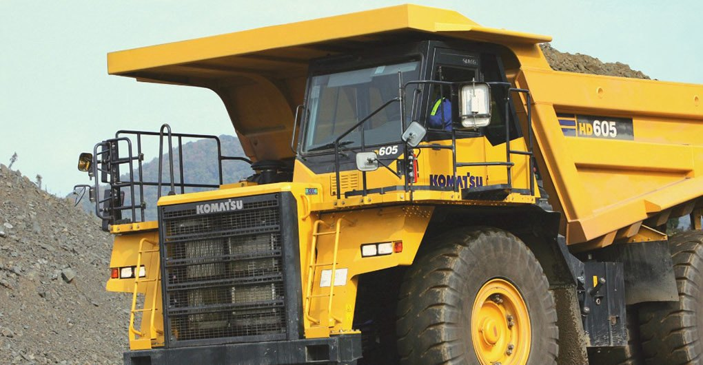Toy Cars That You Can Drive >> World's first electric dump truck stores as much energy as ...