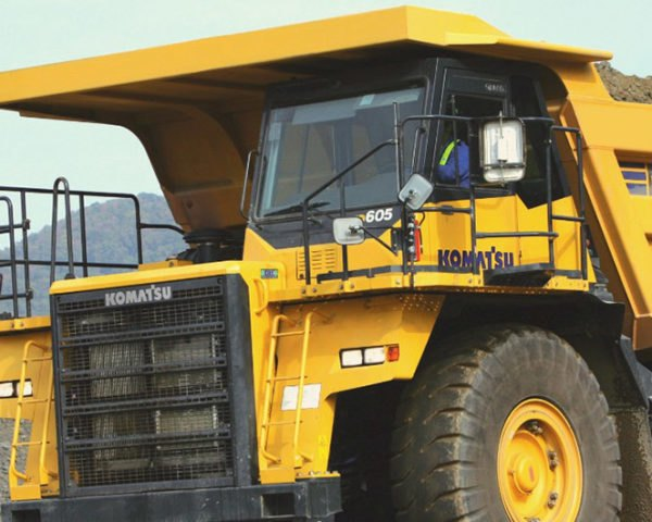 World's Largest Dump Truck >> World S First Electric Dump Truck Stores As Much Energy As 8