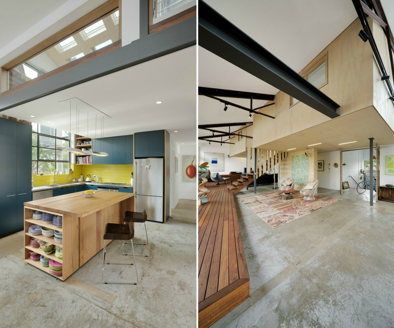 Melbourne architects upcycle 1960s Warehouse into stunning energy ...