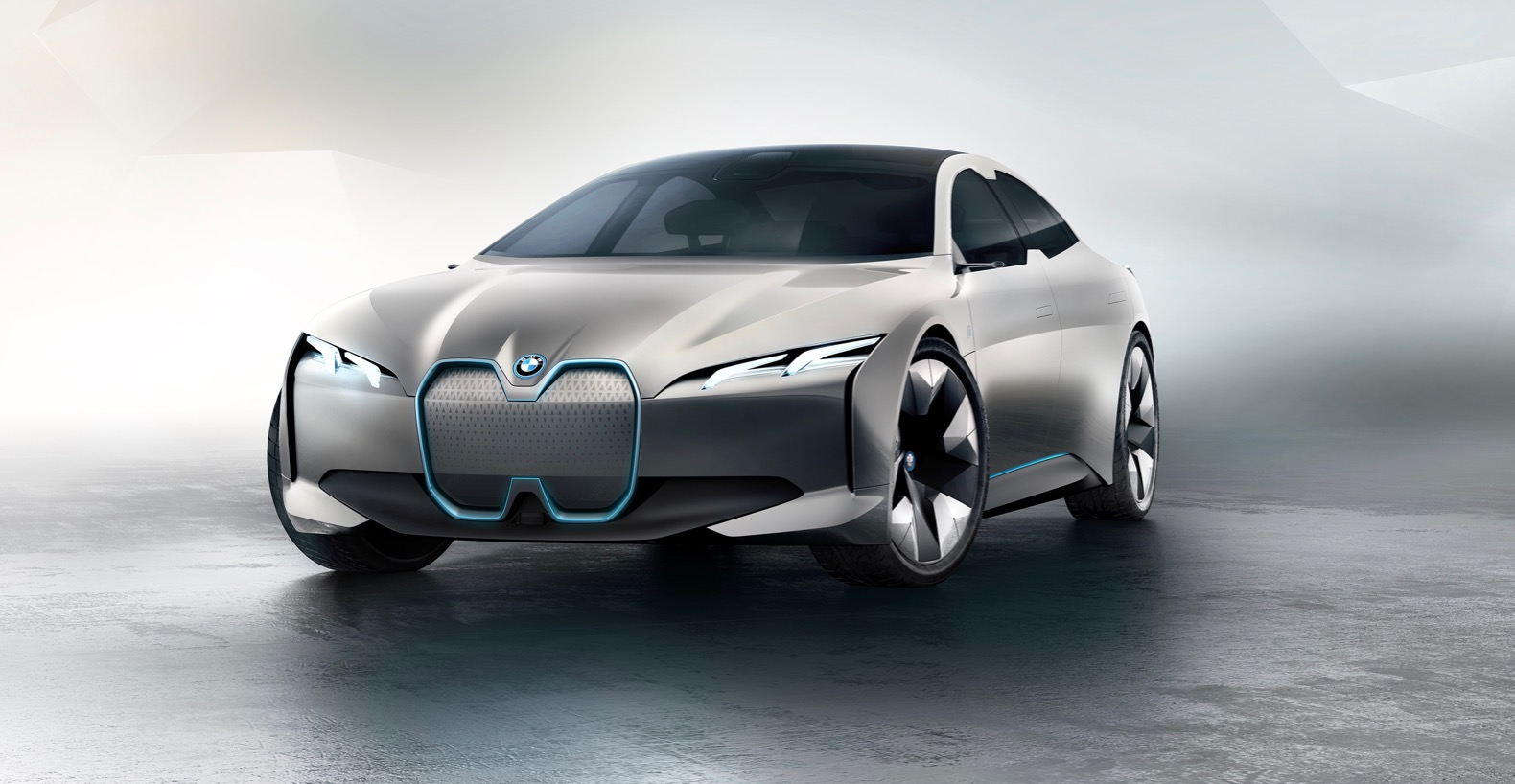 BMW Unveils Dynamic New Rival To The Tesla Model S