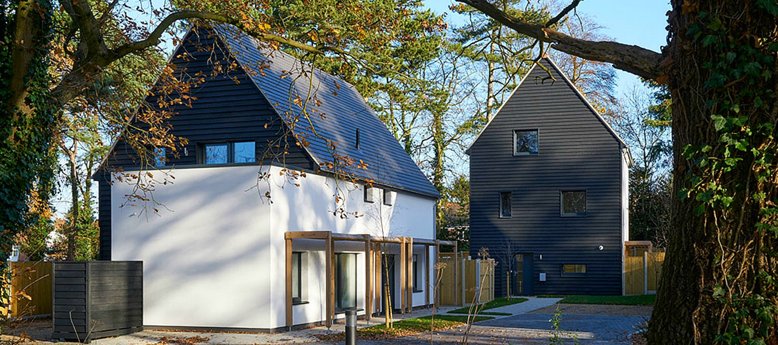 Groundbreaking Passivhaus development features ultra-green homes that you can actually afford