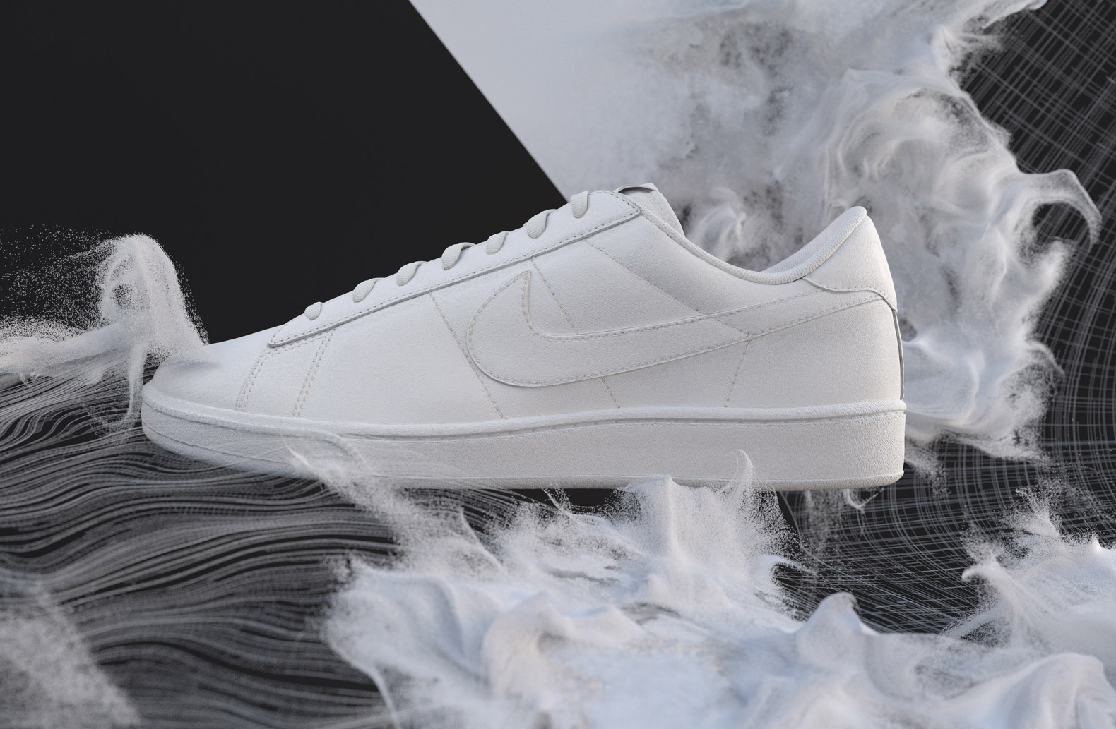 """c9999b05fb Nike calls """"Flyleather"""" its most sustainable leather material yet"""