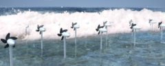 wave turbine, wave energy, wave power
