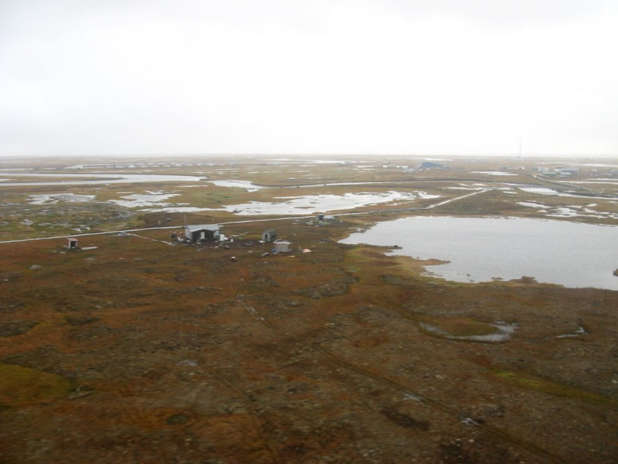 Alaska, environment, landscape, land, permafrost, permafrost melting, melting permafrost, permafrost thawing, thawing permafrost, climate change, global warming