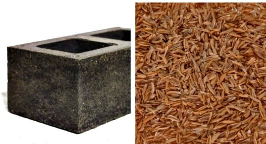 This company wants to turn food waste into building for I 10 building materials