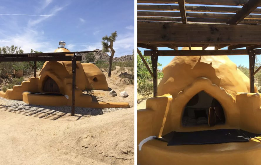 Medicine drum woman builds beautiful earth home village in