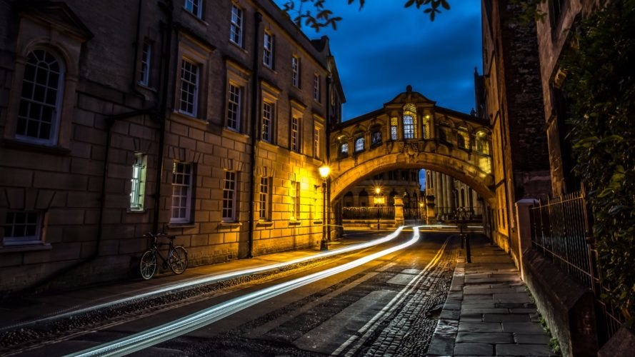 Oxford, United Kingdom, England