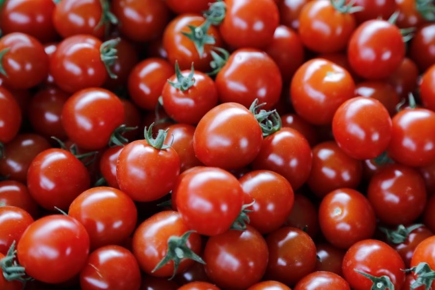 cherry tomatoes, vegetables, Metropolis Farms