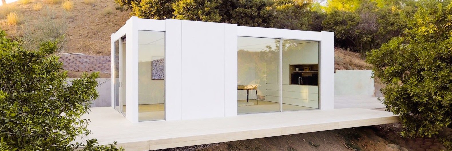 "Cover installs its first prefab dwelling ""for the masses"" in L.A. ..."