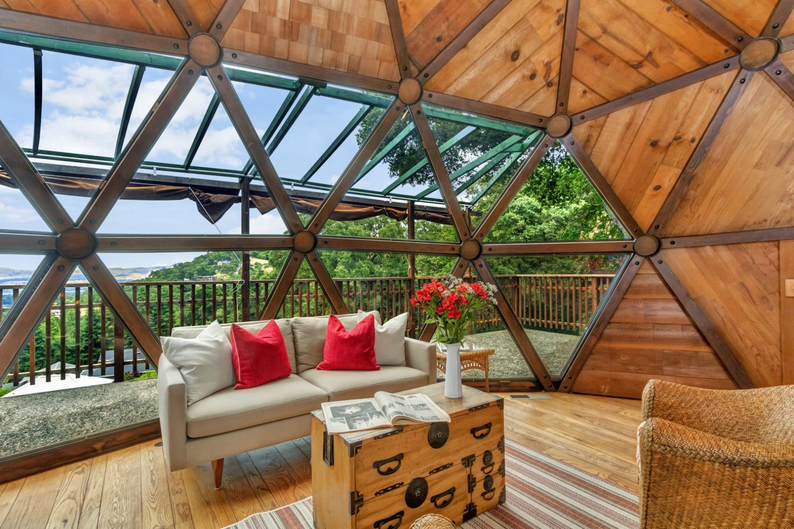 PREFAB FRIDAY: Sustainable Homes from Easy Domes | Inhabitat ...
