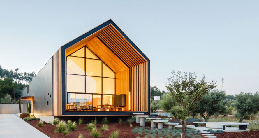 This Beautiful House In Portugal Is Inspired By A Child S Drawing