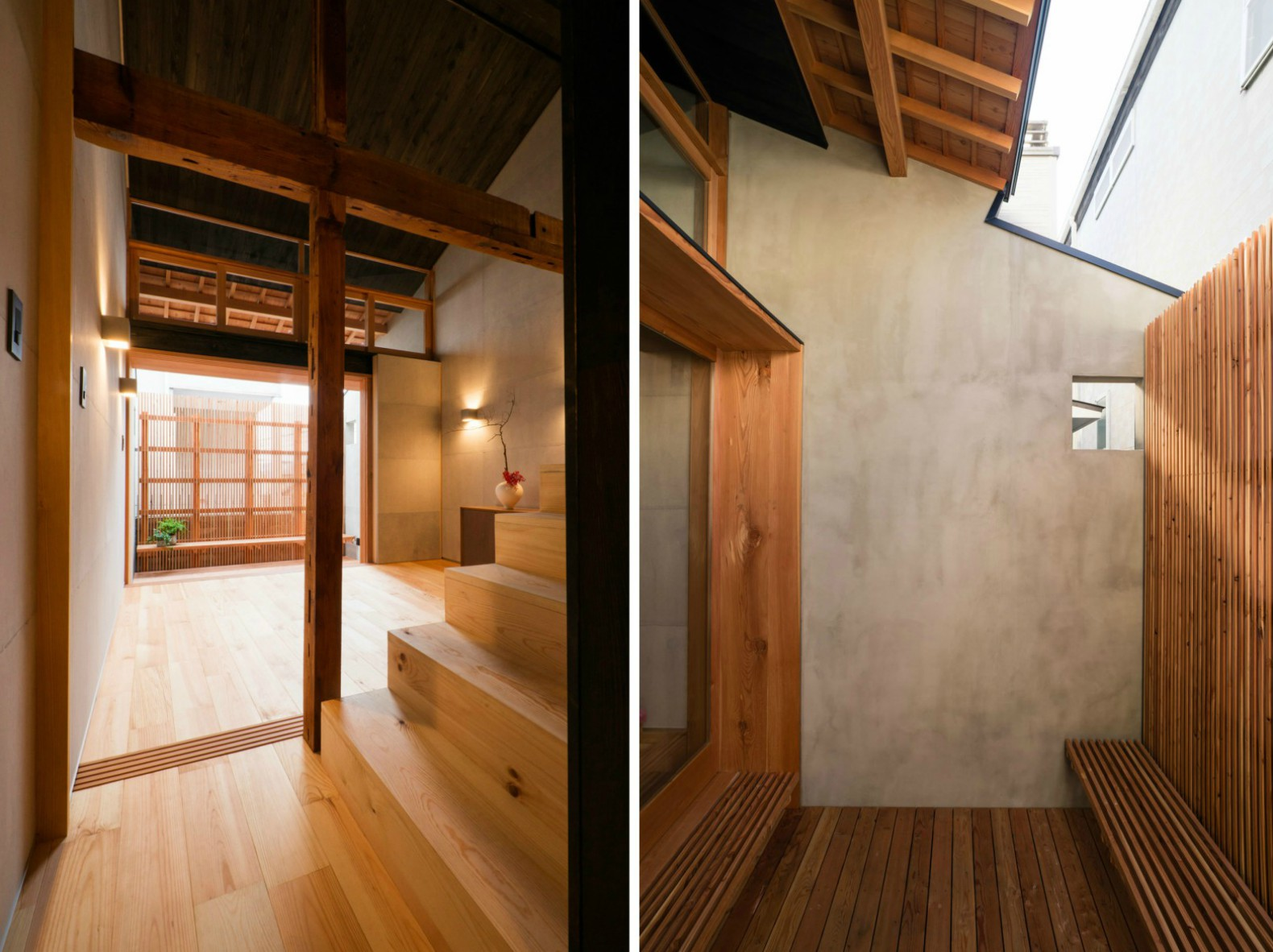 Post War Home In Kyoto Brilliantly Renovated To Blend Modernity With - Architecture-design-in-kyoto-japan