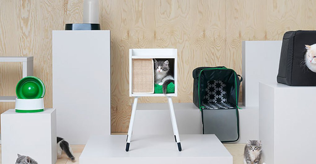 IKEA Is Offering Furniture For Pets - And It's Adorable