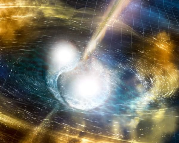 NASA, space, astronomy, neutron stars, gravitational waves, physics, energy, general relativity, science, news