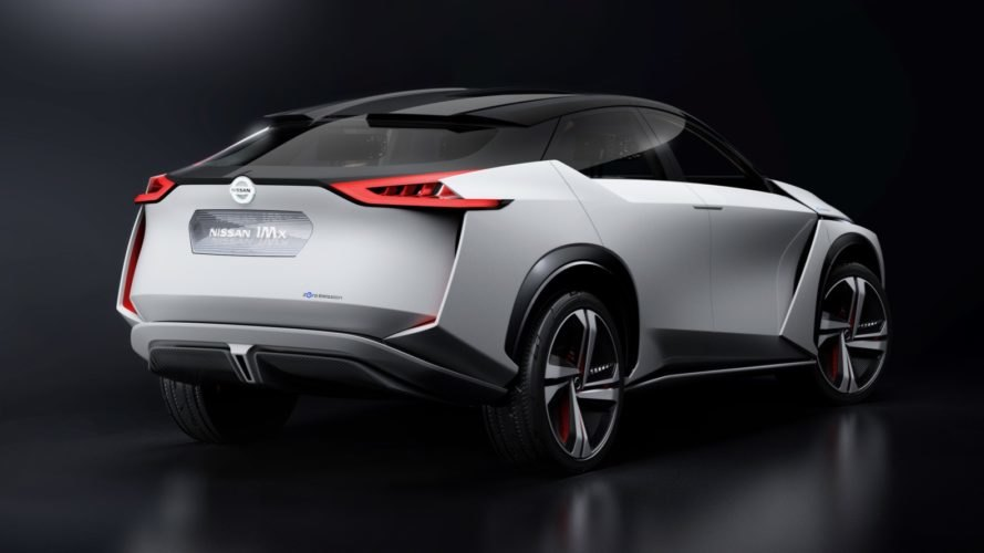 Nissan, Nissan IMx Concept, 2017 Tokyo Motor Show, Nissan concept, Nissan Leaf, electric car, electric suv, electric motor, automotive, green car, green transportation
