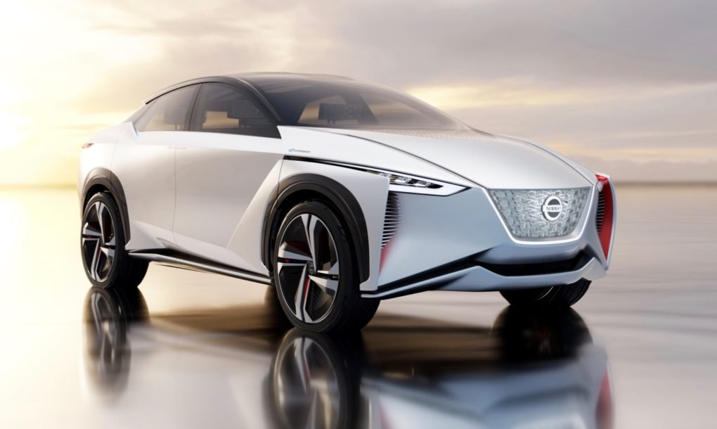 Nissan debuts IMx electric SUV concept with 373-mile ...