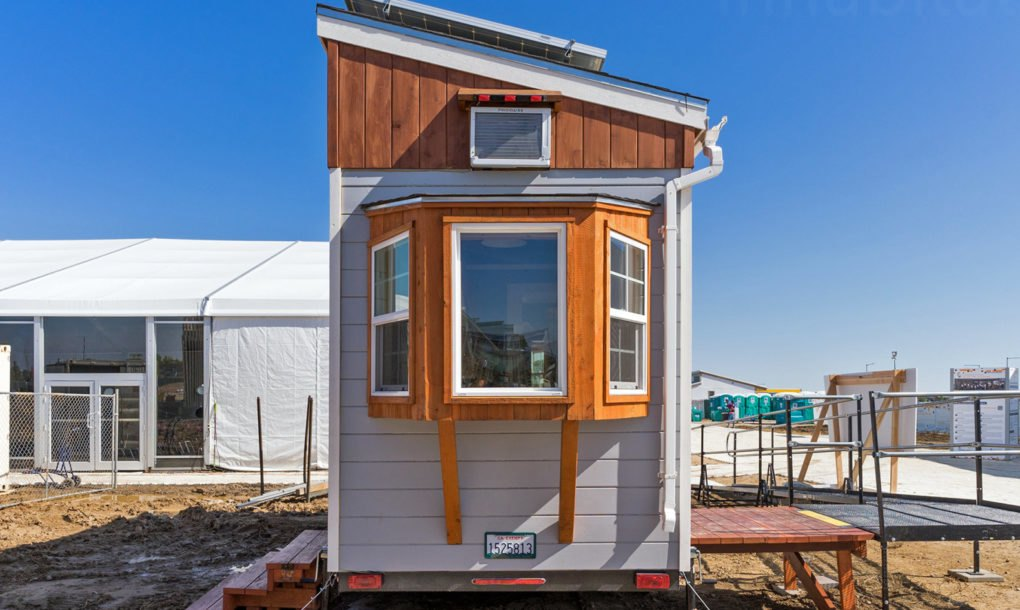 student built solar powered tiny home represents new vision for the american dream inhabitat. Black Bedroom Furniture Sets. Home Design Ideas