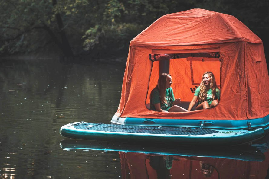SmithFly Shoal Tent tent tents floating tent floating tents floating. u201c & This incredible floating tent is the stuff of camping dreams ...