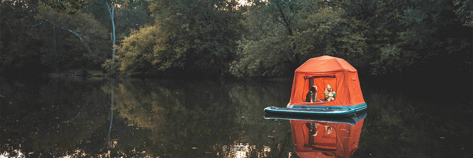This incredible floating tent is the stuff of c&ing dreams & This incredible floating tent is the stuff of camping dreams ...