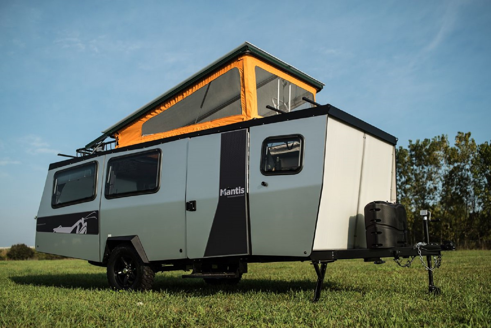 Lightweight Campers Lightweight Travel Trailers Small