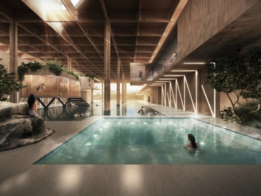 Tengbom architects, stockholm Market Hall, repurposed architecture, architecture, bath house design, urban design, repuposed buildings, stockholm architecture, old market reuse, urban architecture, green design, wooden buildings, reclaimed architecture,