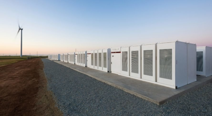 Tesla, South Australia, battery packs