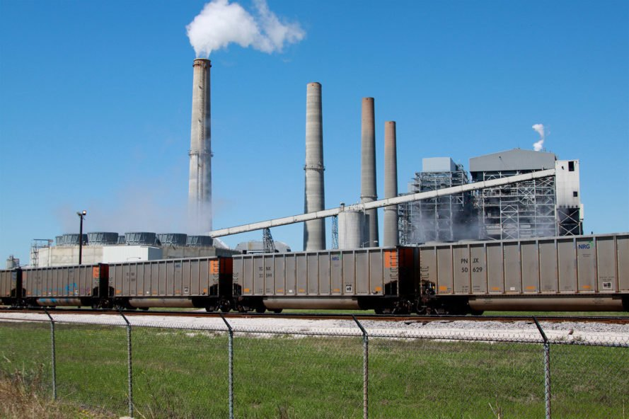 Texas, coal, coal plant, coal plants, coal-fired plant, coal-fired plants, coal station, coal stations, pollution, air pollution, air quality, sulfur dioxide, sulfur dioxide pollution, environment, politics, policy, EPA, Environmental Protection Agency, Scott Pruitt, Donald Trump