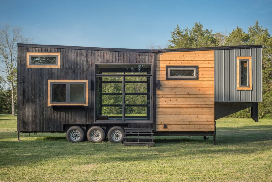 Breathtakingly beautiful tiny home is surprisingly luxurious inside