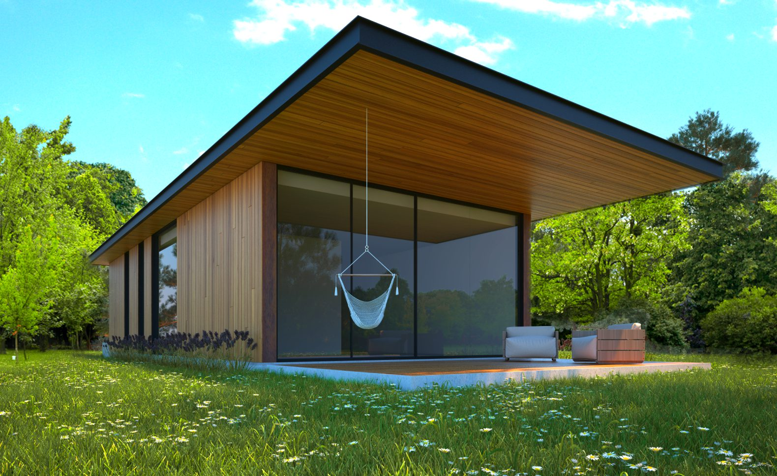 Harvard Designed Tiny Homes: Custom Built Tiny Homes Provide Compact Living Without
