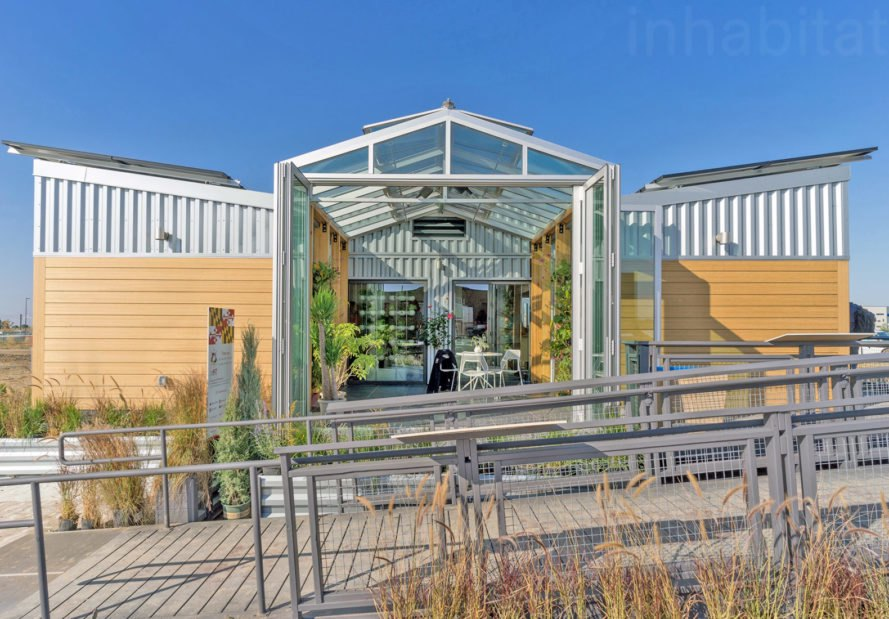 reACT by the University of Maryland, reACT House Solar Decathlon, University of Maryland Solar Decathlon, Solar Decathlon 2017 Team Maryland, Team Maryland reACT architecture, sustainable UMD architecture, Resilient Adaptive Climate Technology