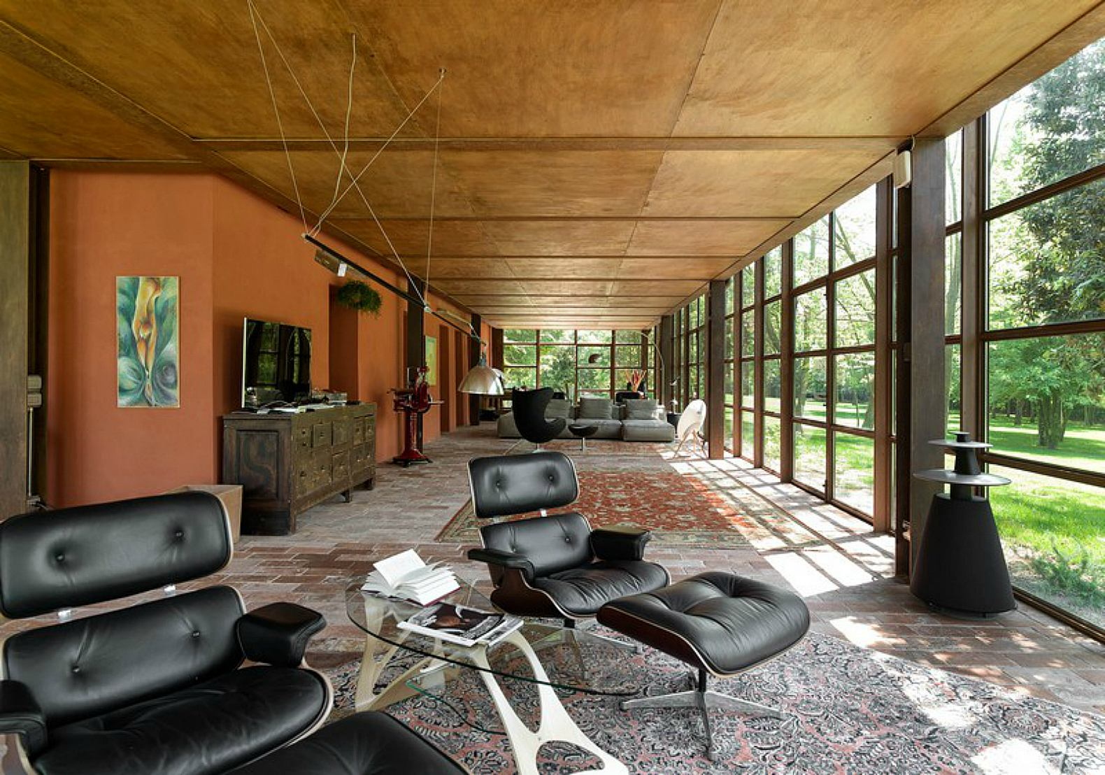Zanon Architetti Associati, Green Covered Homes, Italian Home Design,  Treviso, Italy. U201c